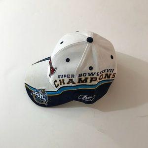 3ab7a276bc201 Reebok Accessories - Reebok Tampa Bay Super Bowl XXXVII Champion Cap OS